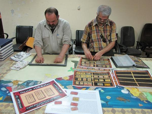 برگزاری نمایشگاه کبریت در موزه مردم شناسی خلیج فارس بندرعباس