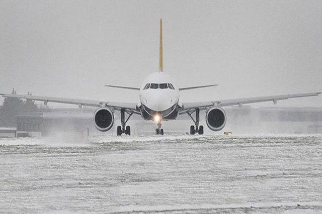 پرواز تهران- گچساران به علت گرد و غبار لغو شد