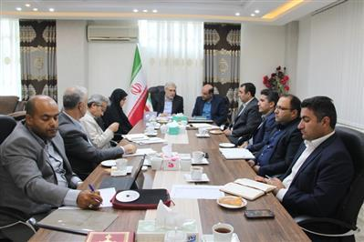 دیدار مدیرکل میراث فرهنگی آذربایجان غربی با فرماندار سلماس