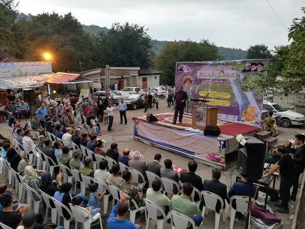 برگزاری اولین جشنواره استانی عسل نمدار در علی آباد کتول