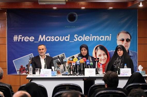 جزئیات آخرین وضعیت دکتر سلیمانی، آمریکایی ها با زندان از مهمانشان پذیرایی می نمایند!