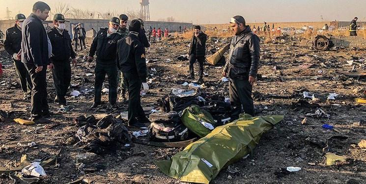 علت سقوط هواپیمای اوکراینی فردا اعلام می گردد