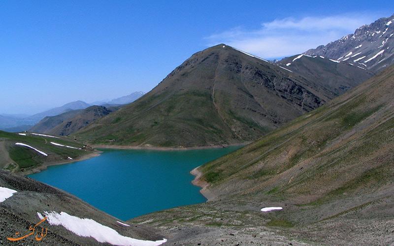 دریاچه های تار و هویر، گریزی برای تهرانی ها از گرمای تابستان