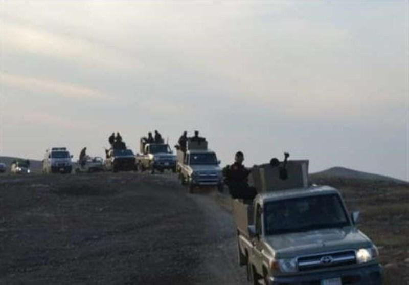 هلاکت 7 داعشی و کشف 5 مقر آن ها در صلاح الدین، ایجاد کمربند امنیتی در دیالی