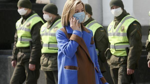 تمدید قرنطینه در اوکراین
