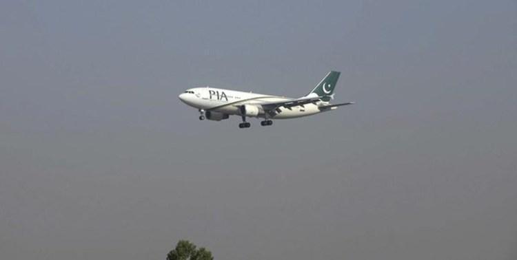 سقوط هواپیمای مسافری پاکستان