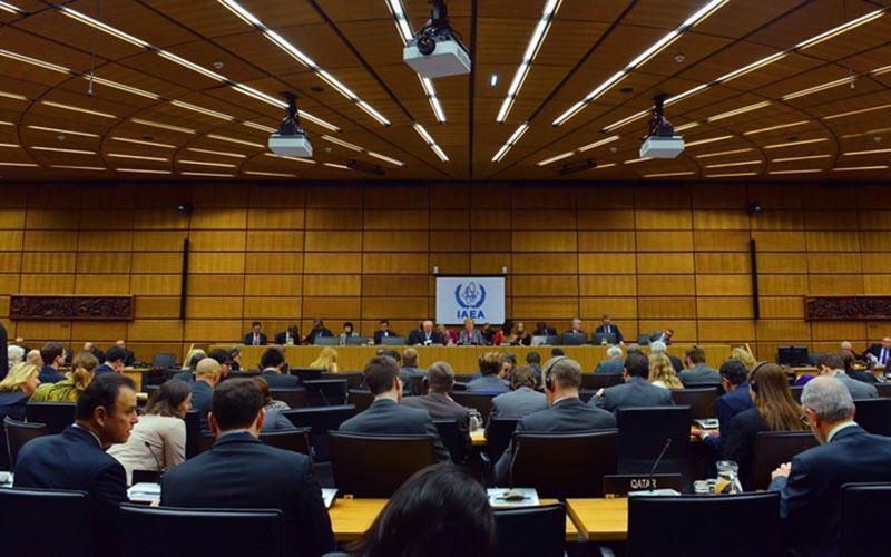 شورای حکام قطعنامه ضد ایرانی را تصویب کرد