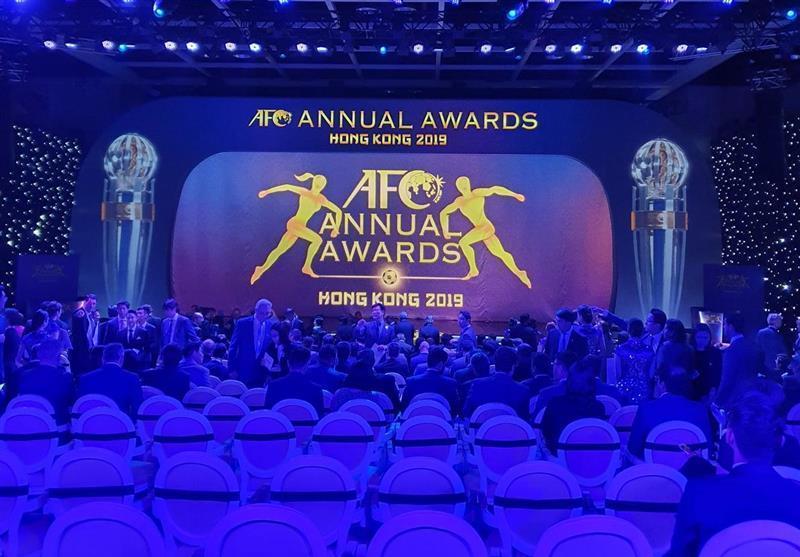 لغو مراسم جوایز سالانه کنفدراسیون فوتبال آسیا 2020