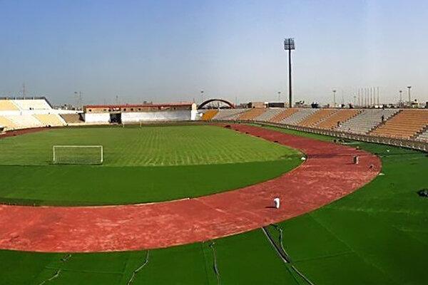 سازمان لیگ پروتکل های اجتماعی ورزشگاه بوشهر را تائید کرد