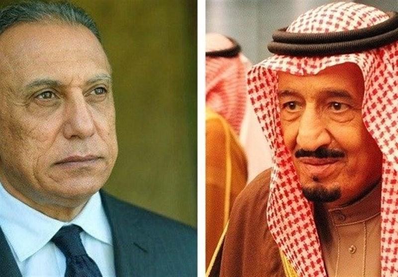 پادشاه سعودی در انتظار ملاقات با الکاظمی در اولین فرصت ممکن