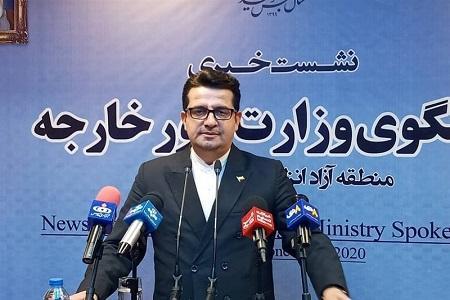 موسوی: لغو موقت تحریم های آمریکا خبرسازی غیرواقعی است