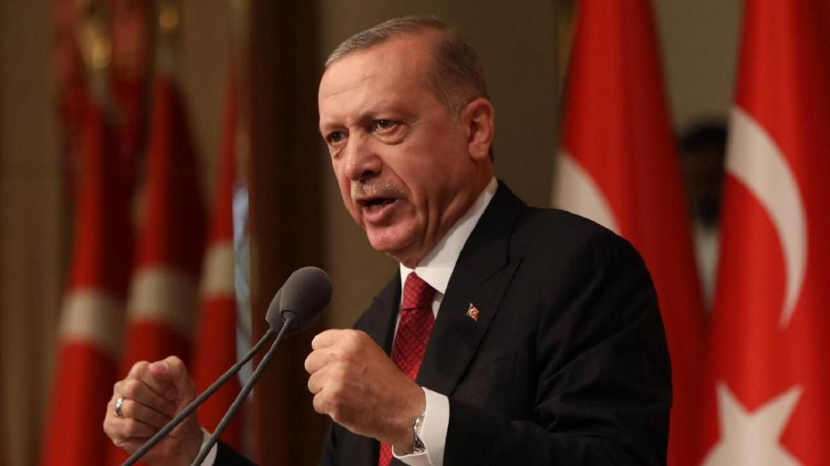 اردوغان بر ادامه فعالیت اکتشافی در دریای مدیترانه تاکید کرد