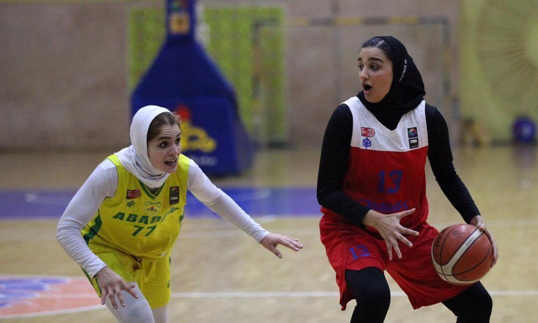 خبرنگاران نحوه برگزاری لیگ برتر بسکتبال زنان تعیین شد