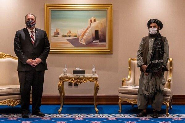 مذاکره آمریکا با طالبان سندی برای یک سیاست شکست خورده