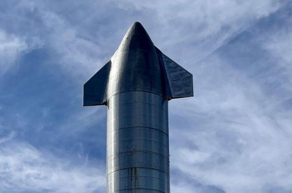 پرواز آزمایشی استارشیپ به تعویق افتاد