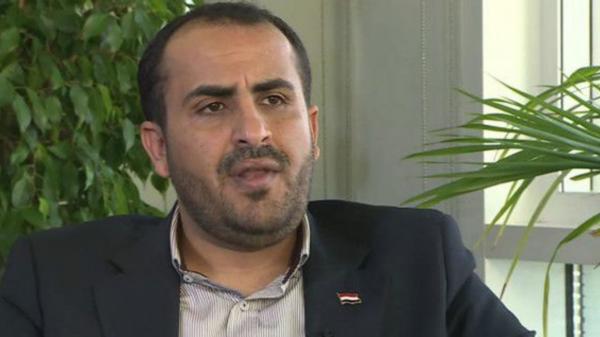 سخنگوی انصارالله: مردم یمن حق مقابله با آمریکا را دارند