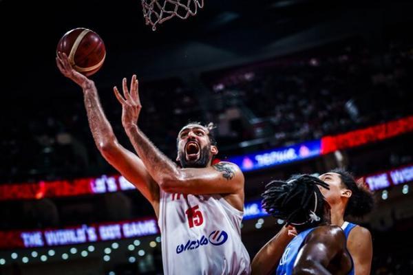 اعلام زمان قرعه کشی بسکتبال المپیک