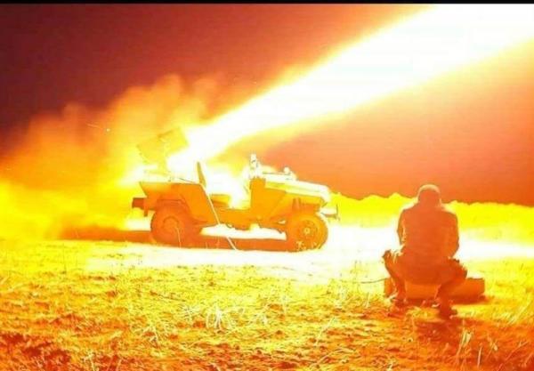 هلاکت چندین تروریست داعشی در حمله موشکی حشد شعبی