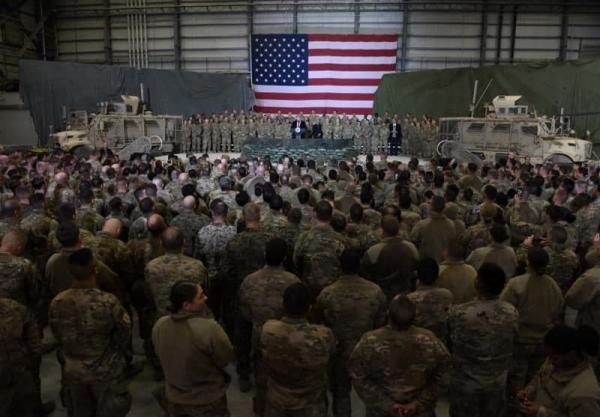 دروغ کاخ سفید درباره سطح نظامیان آمریکایی مستقر در افغانستان