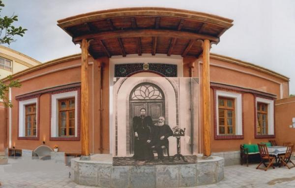 احیای خانه تاریخی ارنست هولتسر در جلفای اصفهان